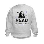 Head of the Class Kids Sweatshirt
