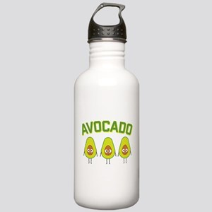 Avocado Stainless Water Bottle 1.0L