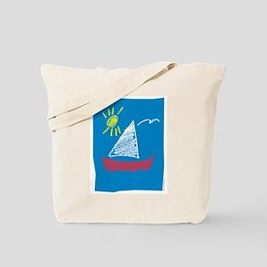 Smilin' Tote Bag