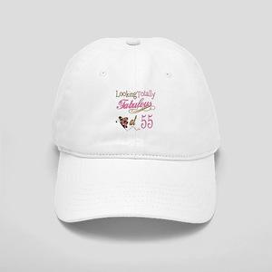 Fabulous 55th Cap