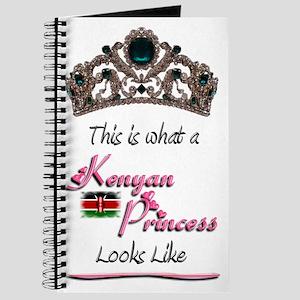 Kenyan Princess - Journal