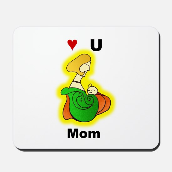 Proud Mommy Mousepad