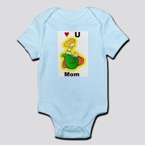 Proud Mommy Infant Creeper