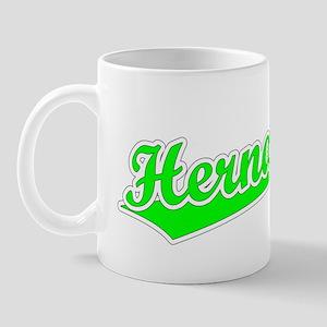 Retro Hernandez (Green) Mug