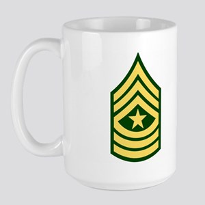 127th Infantry <BR>Sergeant Major