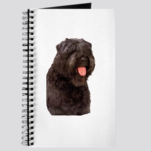 Bouvier Des Flandres Dog Journal
