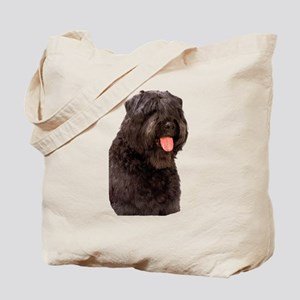 Bouvier Des Flandres Dog Tote Bag