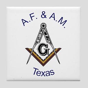 Texas S&C Tile Coaster