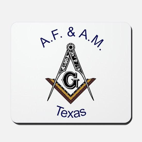 Texas S&C Mousepad