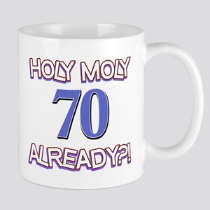 70 birthday design Mugs