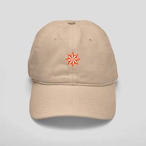 Orange Guiding Star Cap