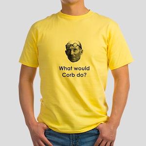 Architecture: Corb Yellow T-Shirt