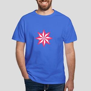 Pink Guiding Star Dark T-Shirt