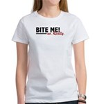 Bite Me Women's T-Shirt