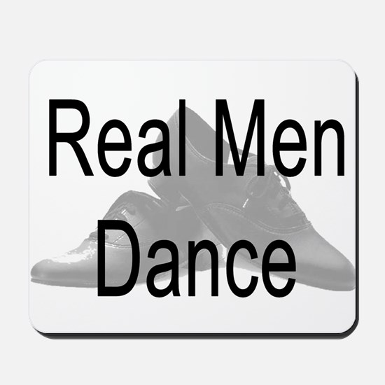 Men's Shoes Mousepad