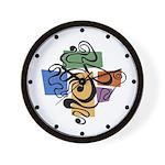 Smokey Joe Wall Clock