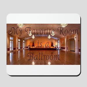 Ballroom Mousepad