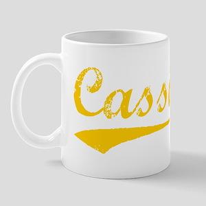 Vintage Cassie (Orange) Mug