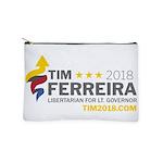 Tim 2018 - Timnado Landscape - Grey Makeup Bag