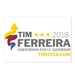 Tim 2018 - Timnado Landsc Postcards (Package of 8)