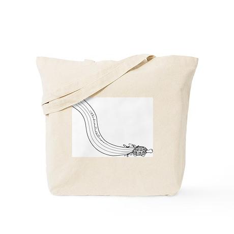 Turtle Reusable Tote Bag