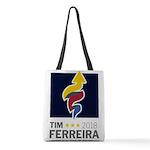 Tim 2018 - Timnado Portrait Polyester Tote Bag
