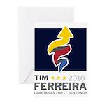 Tim 2018 - Timnado Portrait Greeting Cards
