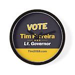 Tim 2018 - Vote Wall Clock