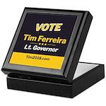 Tim 2018 - Vote Keepsake Box