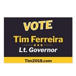 Tim 2018 - Vote Postcards (Package of 8)