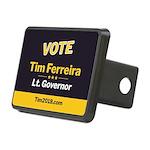 Tim 2018 - Vote Rectangular Hitch Cover