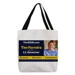 Tim 2018 - Picture Polyester Tote Bag