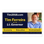 Tim 2018 - Picture Postcards (Package of 8)
