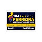 Tim 2018 - Sign 5'x7'Area Rug