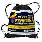 Tim 2018 - Sign Drawstring Bag