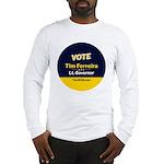 Tim 2018 - Vote - Circle Long Sleeve T-Shirt