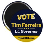 Tim 2018 - Vote - Circle Magnets