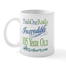 Incredible 105th Mug