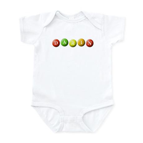 M&M's Darin (custom) Infant Bodysuit