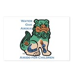 Aiki Kids Postcards (Package of 8)