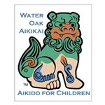 Aiki Kids Small Poster