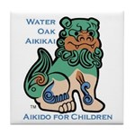Aiki Kids Tile Coaster