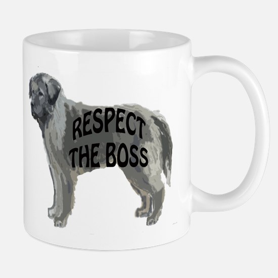 Ovcharka Boss Mug