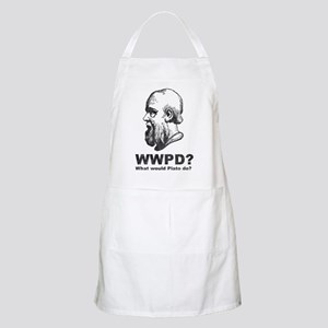 What Would Plato Do? BBQ Apron