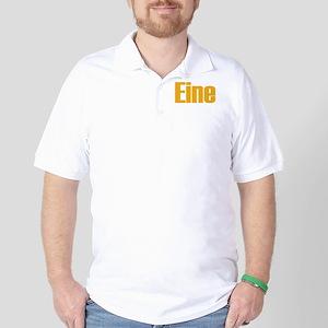 """Eine (German """"One"""") Golf Shirt"""