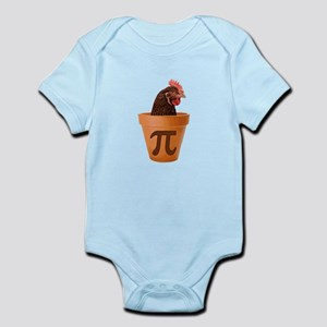 Chicken Pot Pi (and I dont care) Body Suit
