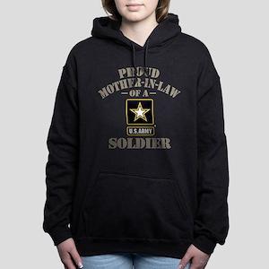 Army Mother In Law Women's Hooded Sweatshirt