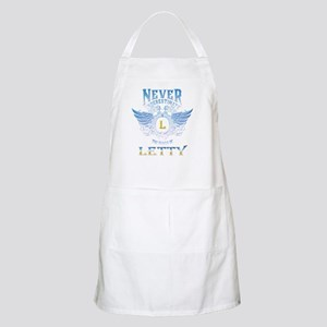 Never underestimate the power of Letty Light Apron