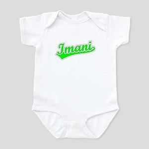 Retro Imani (Green) Infant Bodysuit