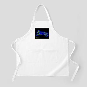 Run Dog BBQ Apron
